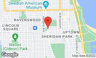 Map of 4727 North Clark Street 2N CHICAGO, IL 60640