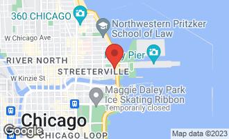Map of 474 North Lake Shore Drive #4604 CHICAGO, IL 60611