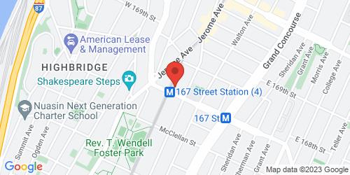 The Bronx Dental Center Address