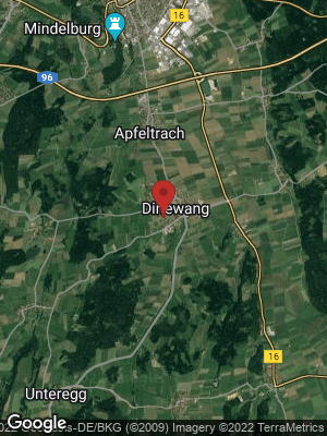 Google Map of Dirlewang
