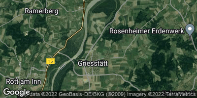 Google Map of Griesstätt