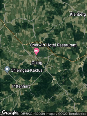 Google Map of Obing
