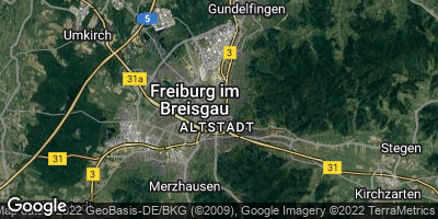 Google Map of Betzenhausen