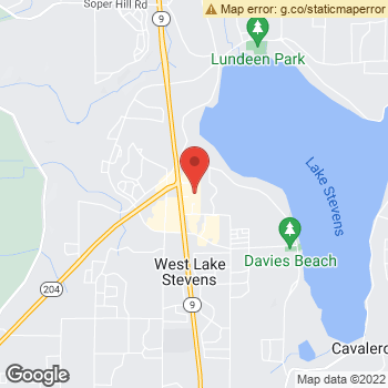 Map of Dr. Michael Fleming at 521 S.R. 9 NE, Lake Stevens, WA 98258
