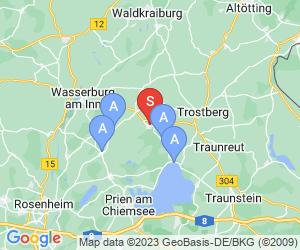 Karte für Oberwirt Gasthof