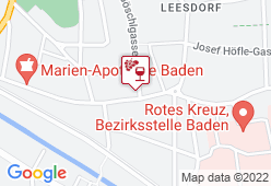 Heuriger Rudolf Gehrer - Karte