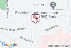 Streiterhof - Karte