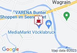 café & arena - Karte