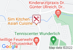 Sängerhof - Karte