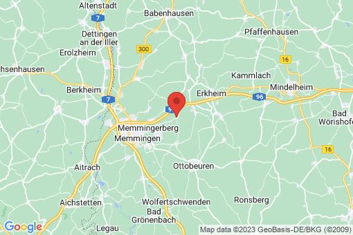 Karte Ungerhausen
