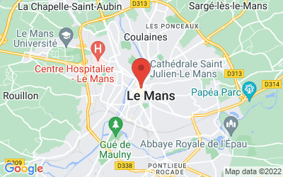 2 bis rue Marchande, 72000 Le Mans, France