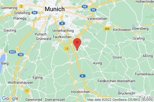 Karte Brunnthal