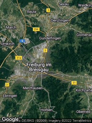 Google Map of Herdern