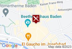 Amterl Baden - Karte