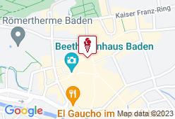 Eispeter - Karte