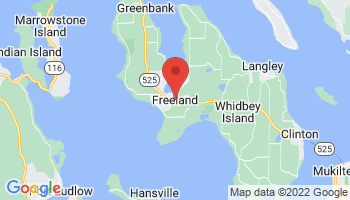 Map of Freeland