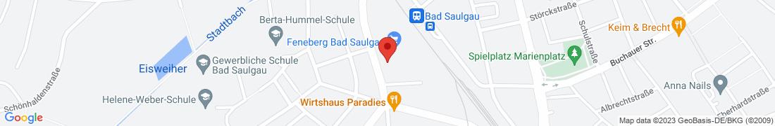 BayWa Agrar Bad Saulgau Anfahrt