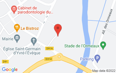 Yvré-l'Évêque, France