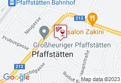 Lilienfelderhof - Karte