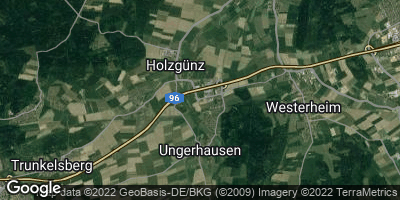 Google Map of Ungerhausen