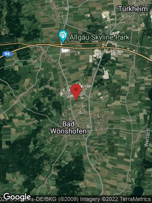 Google Map of Bad Wörishofen