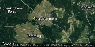 Google Map of Oberpframmern