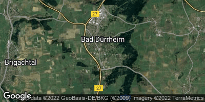 Google Map of Bad Dürrhe