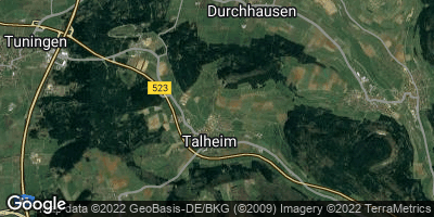 Google Map of Talheim