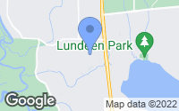 Map of Lake Stevens, WA