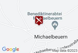 Stiftskellnerei Michaelbeuern - Karte
