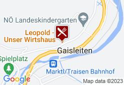 Leopold - Unser Wirtshaus - Karte