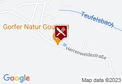 Naturgourmet Gorfer - Karte
