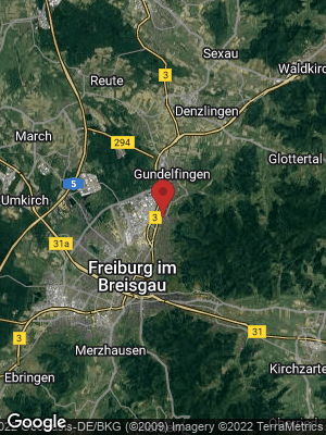 Google Map of Zähringen