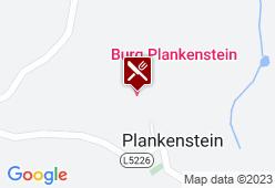 Burg Plankenstein - Karte