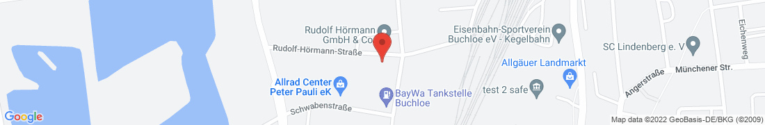BayWa Haustechnik GmbH Buchloe Anfahrt
