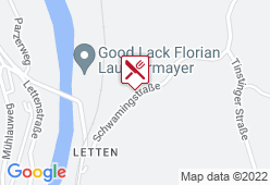 Gasthaus Alm - Karte