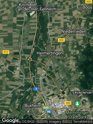 Google Map of Heimertingen