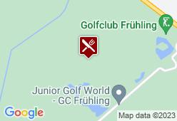 Golfclub Frühling - Karte