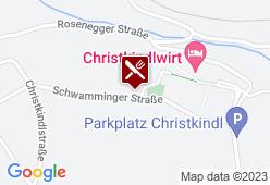 Christkindlhof - Karte