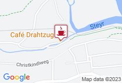 Café Drahtzug - Karte