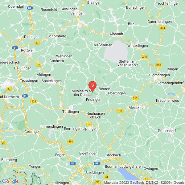 Kolbinger Höhle
