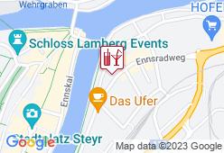 Stadtcafé Steyr - Karte