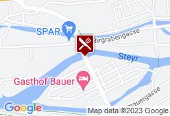 Gasthof Pöchhacker - Karte