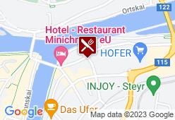 SEIDL BRÄU - Karte