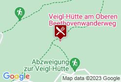 Veigl Hütte - Karte