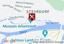 Wirtshaus Knapp am Eck - Karte