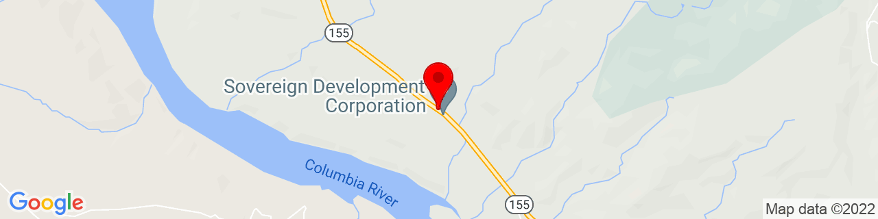 Google Map of 48.0433859, -118.9720435