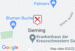 Gasthof Schloßwirt - Karte