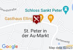 Gasthaus Ellinger - Karte