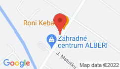 Ukázať na google mape